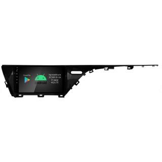 Штатная магнитола Roximo RI-1128 для Toyota Camry v70 High (Android 9.0)