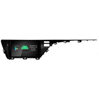 Штатная магнитола Roximo RI-1129 для Toyota Camry v70 Low (Android 9.0)