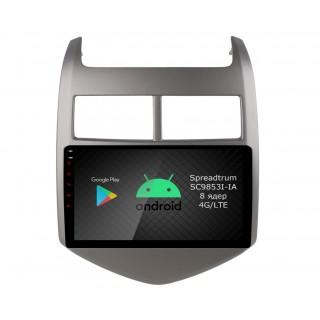 Штатная магнитола Roximo RI-1310 для Chevrolet Aveo 3, 2011-2014 (Android 9.0)