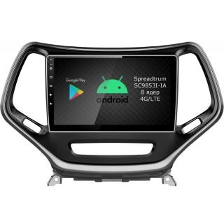 Штатная магнитола Roximo RI-2202 для Jeep Cherokee (Android 9.0)