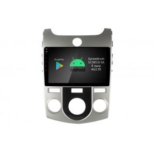 Штатная магнитола Roximo RI-2321M для KIA Cerato 2 auto-cond, 2006-2011 (Android 9.0)