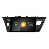 Штатная магнитола Roximo S10 RS-1103 для Toyota Corolla e160 (Android 9.0)