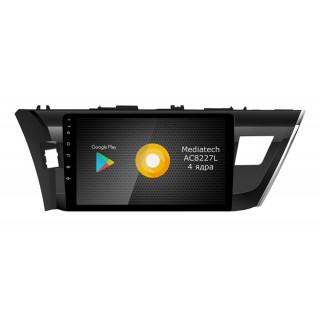 Штатная магнитола Roximo S10 RS-1103 для Toyota Corolla e160 (Android 10)