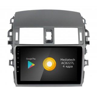 Штатная магнитола Roximo S10 RS-1104 для Toyota Corolla e150 (Android 9.0)