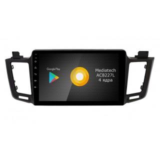 Штатная магнитола Roximo S10 RS-1110 для Toyota Rav4 (Android 10)
