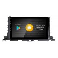 Штатная магнитола Roximo S10 RS-1112 для Toyota Highlander 3 (Android 9.0)