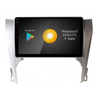Штатная магнитола Roximo S10 RS-1118 для Toyota Camry v50 (Android 9.0)