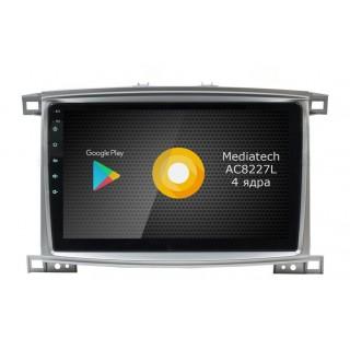 Штатная магнитола Roximo S10 RS-1123 для Toyota Land Cruiser 100 (Android 9.0)