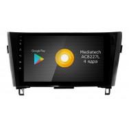 Штатная магнитола Roximo S10 RS-1202 для Nissan Qashqai 2, X-Trail 3, 2014 (Android 8.1)
