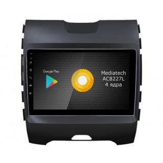 Штатная магнитола Roximo S10 RS-1712 для Ford Edge (Android 10)