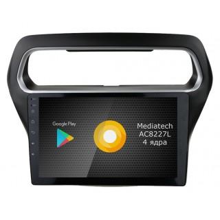 Штатная магнитола Roximo S10 RS-1714 для Ford Escort (Android 10)