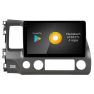 Штатная магнитола Roximo S10 RS-1911 для Honda Civic 8 (Android 8.1)