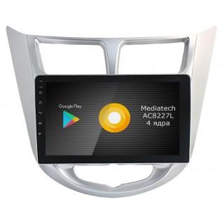 Штатная магнитола Roximo S10 RS-2003 для Hyundai Solaris (Android 10)