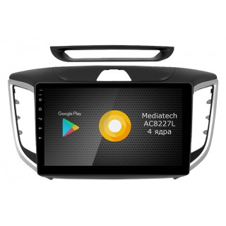 Штатная магнитола Roximo S10 RS-2010 для Hyundai Creta (Android 10)