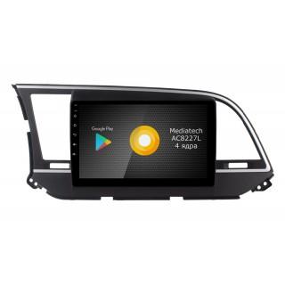 Штатная магнитола Roximo S10 RS-2016 для Hyundai Elantra 6 (Android 10)