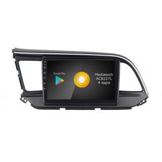 Штатная магнитола Roximo S10 RS-2026 для Hyundai Elantra 6 2019 (Android 9.0)