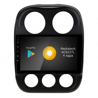 Штатная магнитола Roximo S10 RS-2203 для Jeep Compas (Android 10)