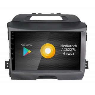 Штатная магнитола Roximo S10 RS-2313 для KIA Sportage 3 (Android 10)