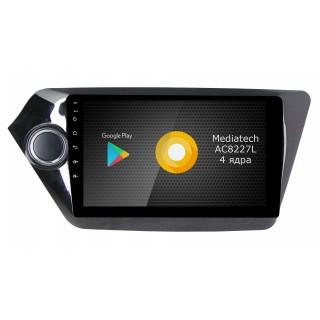 Штатная магнитола Roximo S10 RS-2314 для KIA RIO (Android 10)