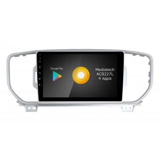 Штатная магнитола Roximo S10 RS-2319 для KIA Sportage 4 2016 (Android 10)