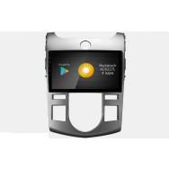 Штатная магнитола Roximo S10 RS-2321A для KIA Cerato 2 климат (Android 9.0)
