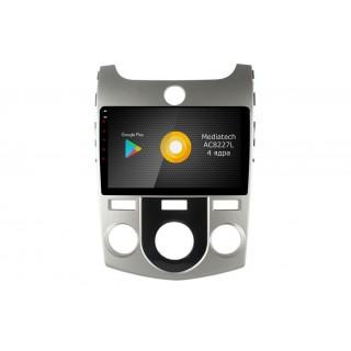 Штатная магнитола Roximo S10 RS-2321M для KIA Cerato 2 кондиционер (Android 10)