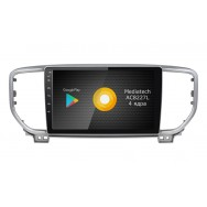 Штатная магнитола Roximo S10 RS-2329 для KIA Sportage 4 2018 (Android 9.0)