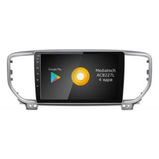 Штатная магнитола Roximo S10 RS-2329 для KIA Sportage 4 2018 (Android 10)