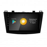 Штатная магнитола Roximo S10 RS-2414 для Mazda 3, 2009-2012 (Android 9.0)