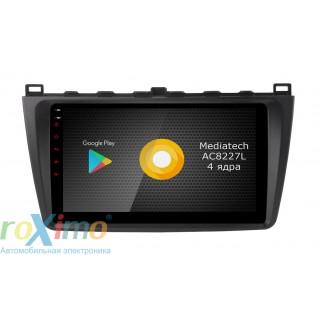 Штатная магнитола Roximo S10 RS-2415 для Mazda Mazda 6, 2009 (Android 9.0)