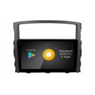 Штатная магнитола Roximo S10 RS-2603 для Mitsubishi Pajero 4 (Android 9.0)