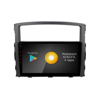 Штатная магнитола Roximo S10 RS-2603 для Mitsubishi Pajero 4 (Android 10)
