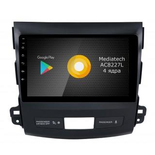 Штатная магнитола Roximo S10 RS-2606 для Mitsubishi Outlander XL (Android 9.0)