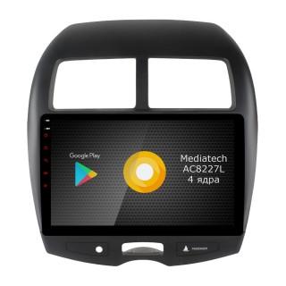 Штатная магнитола Roximo S10 RS-2614 для Mitsubishi ASX (Android 10)
