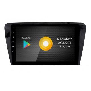 Штатная магнитола Roximo S10 RS-3201 для Skoda Octavia A7 (Android 8.1)
