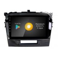 Штатная магнитола Roximo S10 RS-3504 для Suzuki Vitara 2  (Android 9.0)