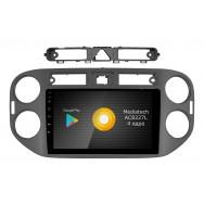 Штатная магнитола Roximo S10 RS-3704 для Volkswagen Tiguan (Android 9.0)