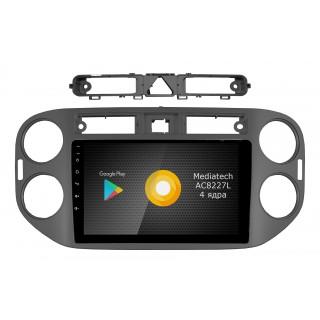 Штатная магнитола Roximo S10 RS-3704 для Volkswagen Tiguan (Android 10)