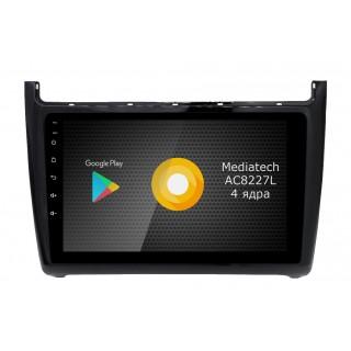 Штатная магнитола Roximo S10 RS-3707 для Volkswagen Polo (Android 9.0)