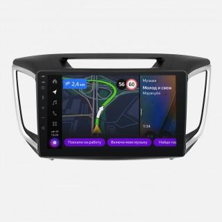 Мультимедийная система Яндекс.Авто YA-HD02-1B для Hyundai Creta