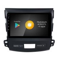 Штатная магнитола Roximo S10 RS-2606 для Mitsubishi Outlander XL (Android 8.1)