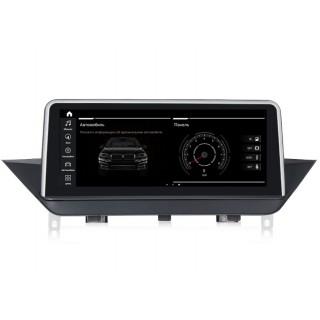 Штатная магнитола Roximo RW-2704QC для BMW X1 E84(2009-2015) для комплектации со штатным дисплеем, CIC