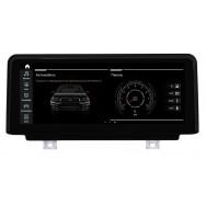 Штатная магнитола Roximo RW-2710QE для BMW 3 F30/F31/F34/F35/F80 (2016-2018), BMW 4 F32/F33/F36/F84 (2018-) EVO
