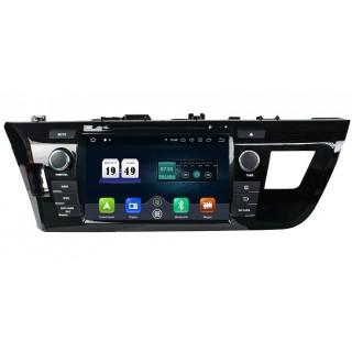 Штатная магнитола CarDroid RD-1103 для Toyota Corolla E160 (Android 10)