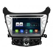 Штатная магнитола CarDroid RD-2006 для Hyundai Elantra 5, 2014 (Android 10)