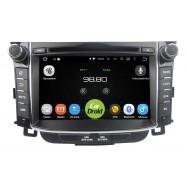 Штатная магнитола CarDroid RD-2004D для Hyundai i30 2, 2012, GD (Android 9.0)