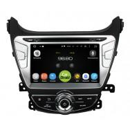 Штатная магнитола CarDroid RD-2006-1gb для Hyundai Elantra 5, 2014 (Android 5.1.1)