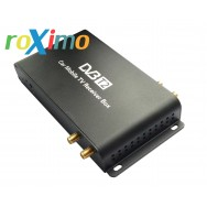 DVB-t2 Тюнер (4 чипа/4 антенны)