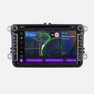 Мультимедийная система Яндекс.Авто YA-SK01-1A для Skoda Rapid